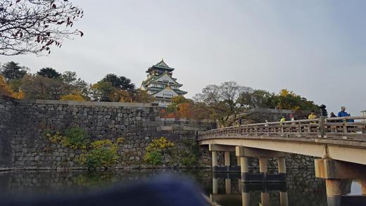 大阪マラソンのスタートは大阪城公園