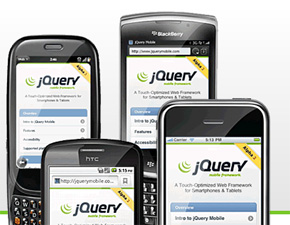 jQuery mobileを利用してみよう