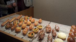 芸術的なアルチザナルさんのパンたち