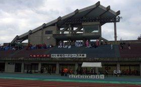 2012松任ロードレース・松任総合運動公園陸上競技場