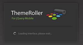 jQuery MobileのThemeRoller
